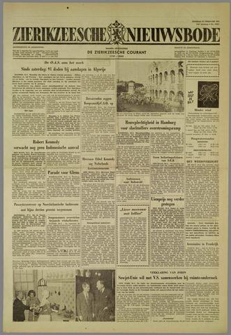 Zierikzeesche Nieuwsbode 1962-02-27