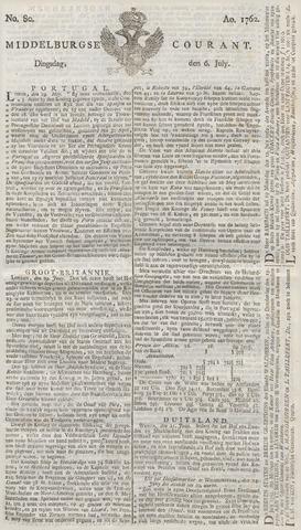 Middelburgsche Courant 1762-07-06