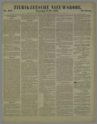 Zierikzeesche Nieuwsbode 1882-05-16