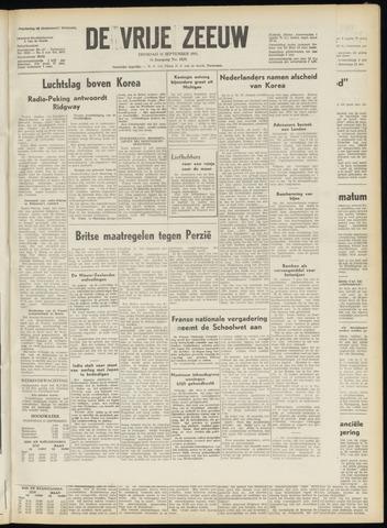 de Vrije Zeeuw 1951-09-11