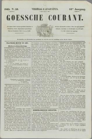 Goessche Courant 1865-08-04