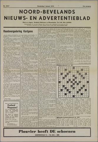Noord-Bevelands Nieuws- en advertentieblad 1975