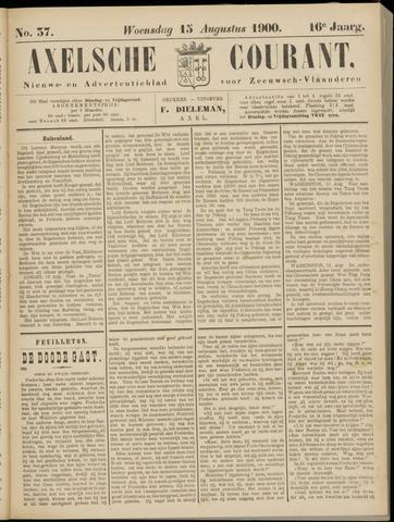 Axelsche Courant 1900-08-15