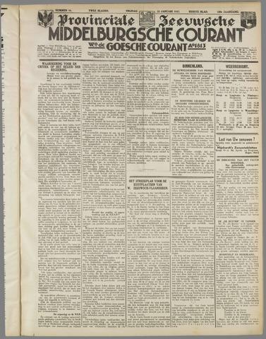Middelburgsche Courant 1937-01-22
