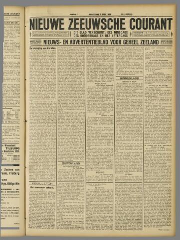 Nieuwe Zeeuwsche Courant 1928-04-05
