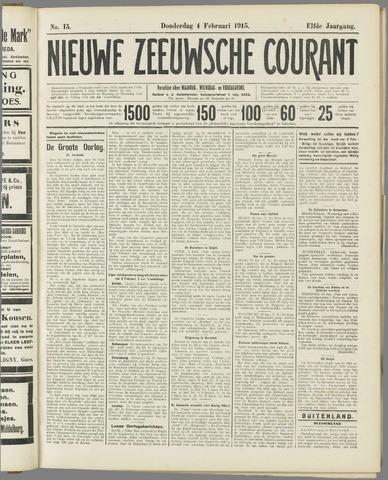 Nieuwe Zeeuwsche Courant 1915-02-04