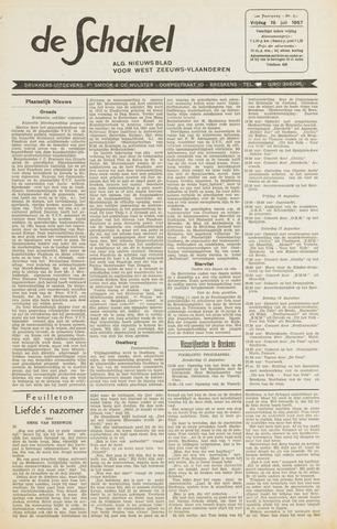 De Schakel 1957-07-19