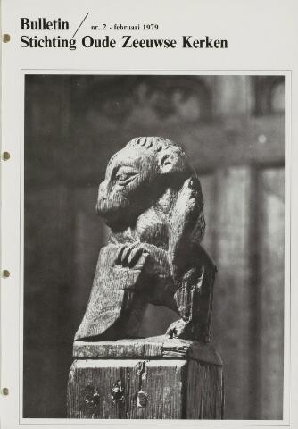 Bulletin Stichting Oude Zeeuwse kerken 1979-02-01