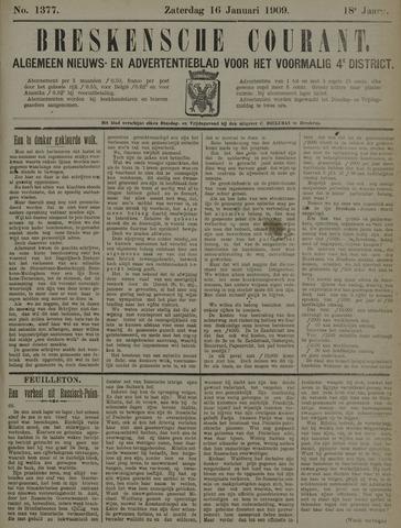 Breskensche Courant 1909-01-16
