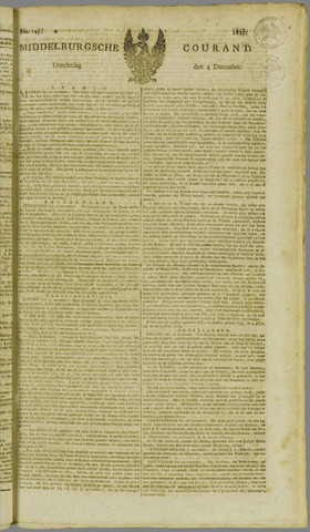 Middelburgsche Courant 1817-12-04