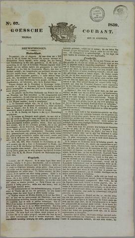 Goessche Courant 1839-08-23