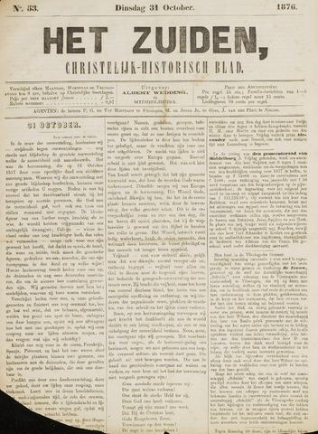 Het Zuiden, Christelijk-historisch blad 1876-10-31