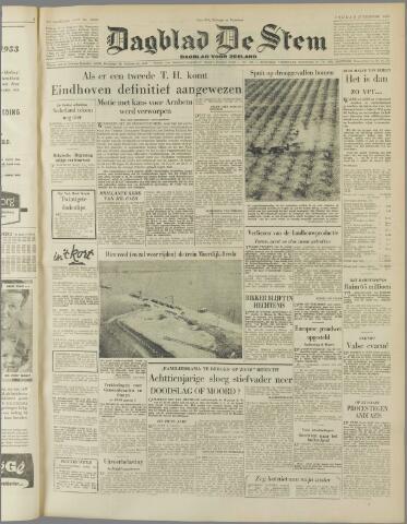 de Stem 1953-02-27
