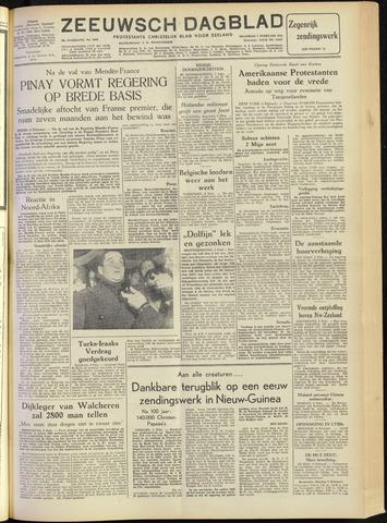 Zeeuwsch Dagblad 1955-02-07