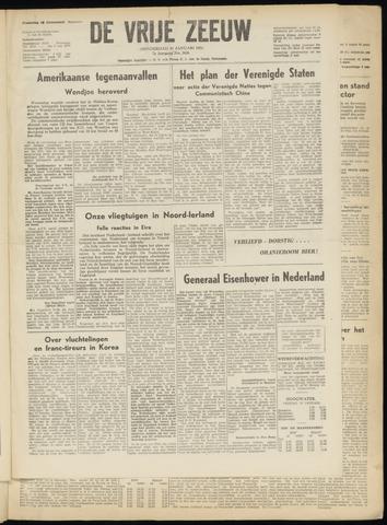 de Vrije Zeeuw 1951-01-11