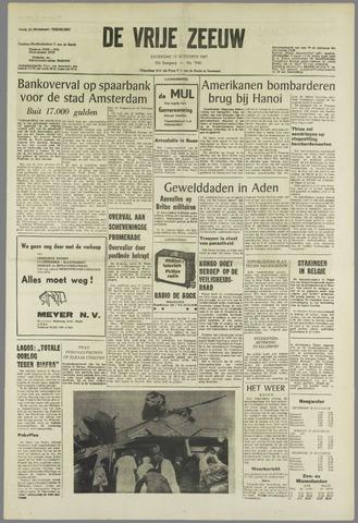 de Vrije Zeeuw 1967-08-12