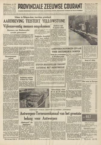 Provinciale Zeeuwse Courant 1959-08-19