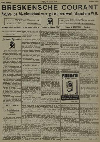Breskensche Courant 1938-01-21
