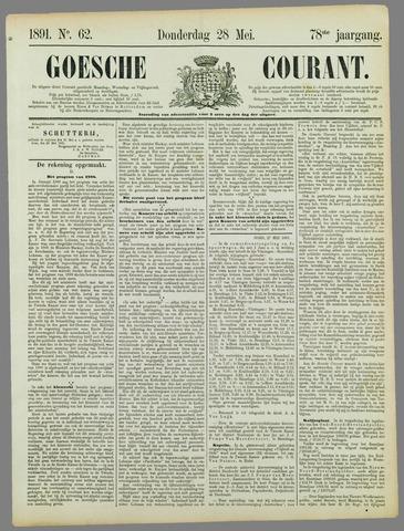 Goessche Courant 1891-05-28