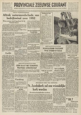 Provinciale Zeeuwse Courant 1953-05-13