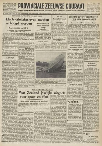 Provinciale Zeeuwse Courant 1951-11-03
