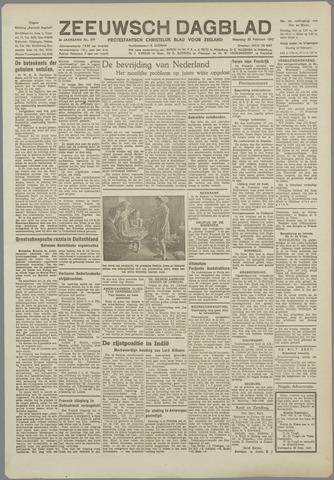 Zeeuwsch Dagblad 1947-02-24