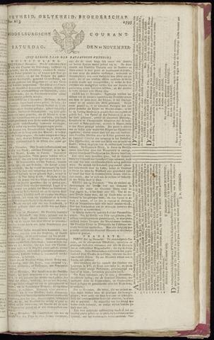 Middelburgsche Courant 1795-11-21