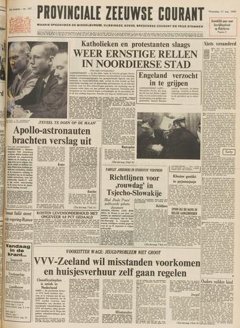 Provinciale Zeeuwse Courant 1969-08-13