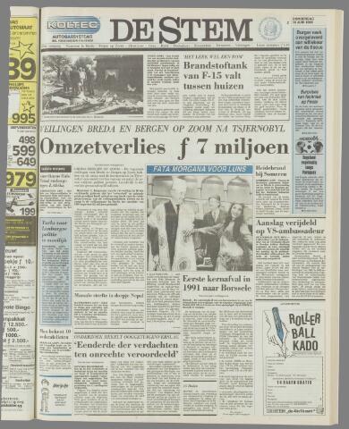 de Stem 1986-06-19