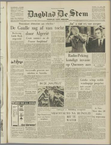 de Stem 1958-08-29