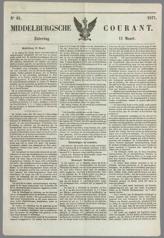 Middelburgsche Courant 1871-03-11