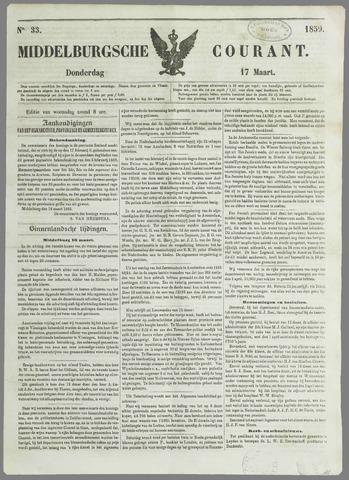 Middelburgsche Courant 1859-03-17