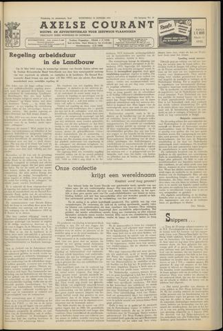 Axelsche Courant 1954-01-20