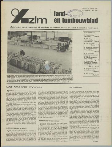 Zeeuwsch landbouwblad ... ZLM land- en tuinbouwblad 1973-03-23