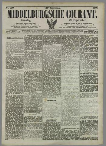 Middelburgsche Courant 1891-09-29
