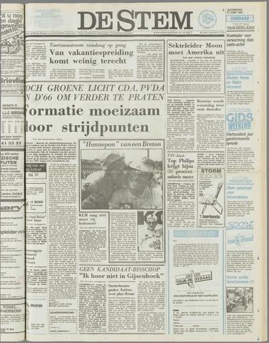 de Stem 1981-06-27