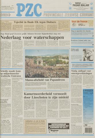 Provinciale Zeeuwse Courant 1996-06-27