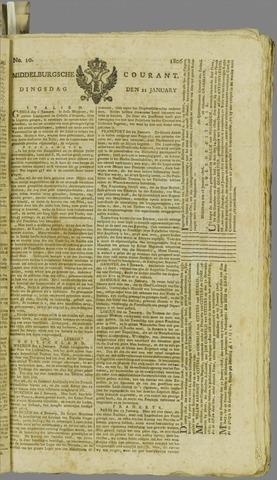 Middelburgsche Courant 1806-01-21