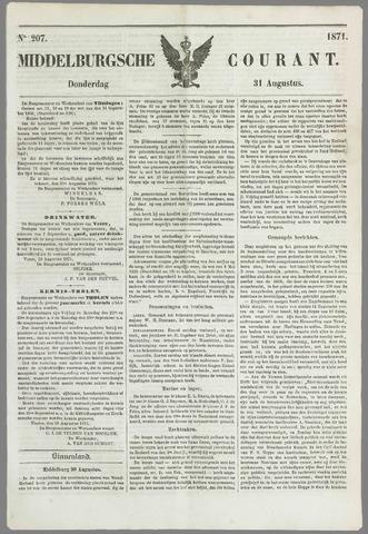 Middelburgsche Courant 1871-08-31