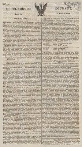 Middelburgsche Courant 1829-01-10