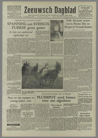 Zeeuwsch Dagblad 1957-10-17