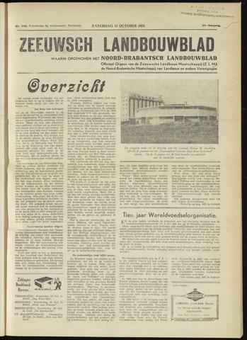 Zeeuwsch landbouwblad ... ZLM land- en tuinbouwblad 1955-10-15