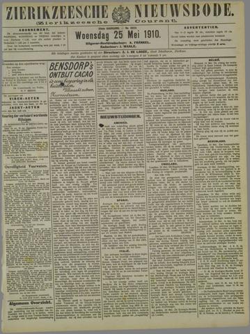 Zierikzeesche Nieuwsbode 1910-05-25