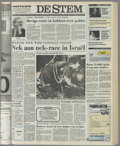 de Stem 1988-11-02