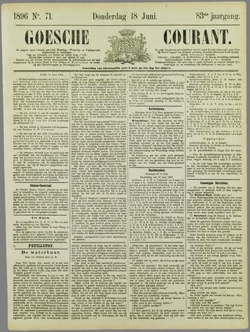 Goessche Courant 1896-06-18