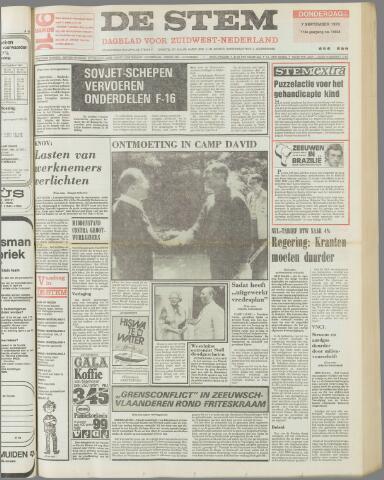 de Stem 1978-09-07