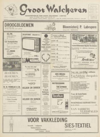 Groot Walcheren 1971-08-11
