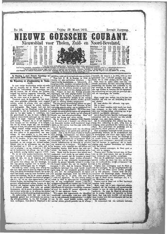 Nieuwe Goessche Courant 1872-03-29