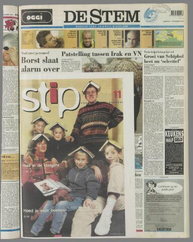 de Stem 1997-11-11