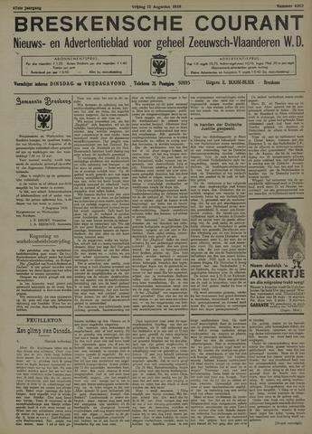 Breskensche Courant 1938-08-12